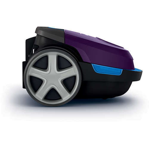 Performer Compact Stofzuiger met zak