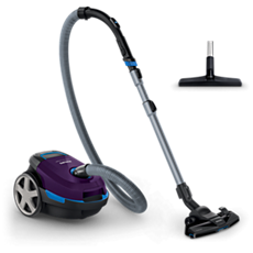 FC8370/69 Performer Compact Vacuum cleaner with bag