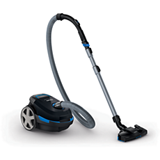 FC8383/61 Performer Compact Vacuum cleaner with bag