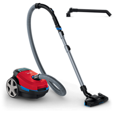 FC8385/71 Performer Compact Vacuum cleaner with bag