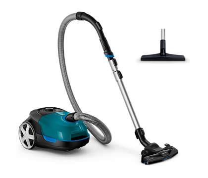 Des performances optimales pour un nettoyage en profondeur