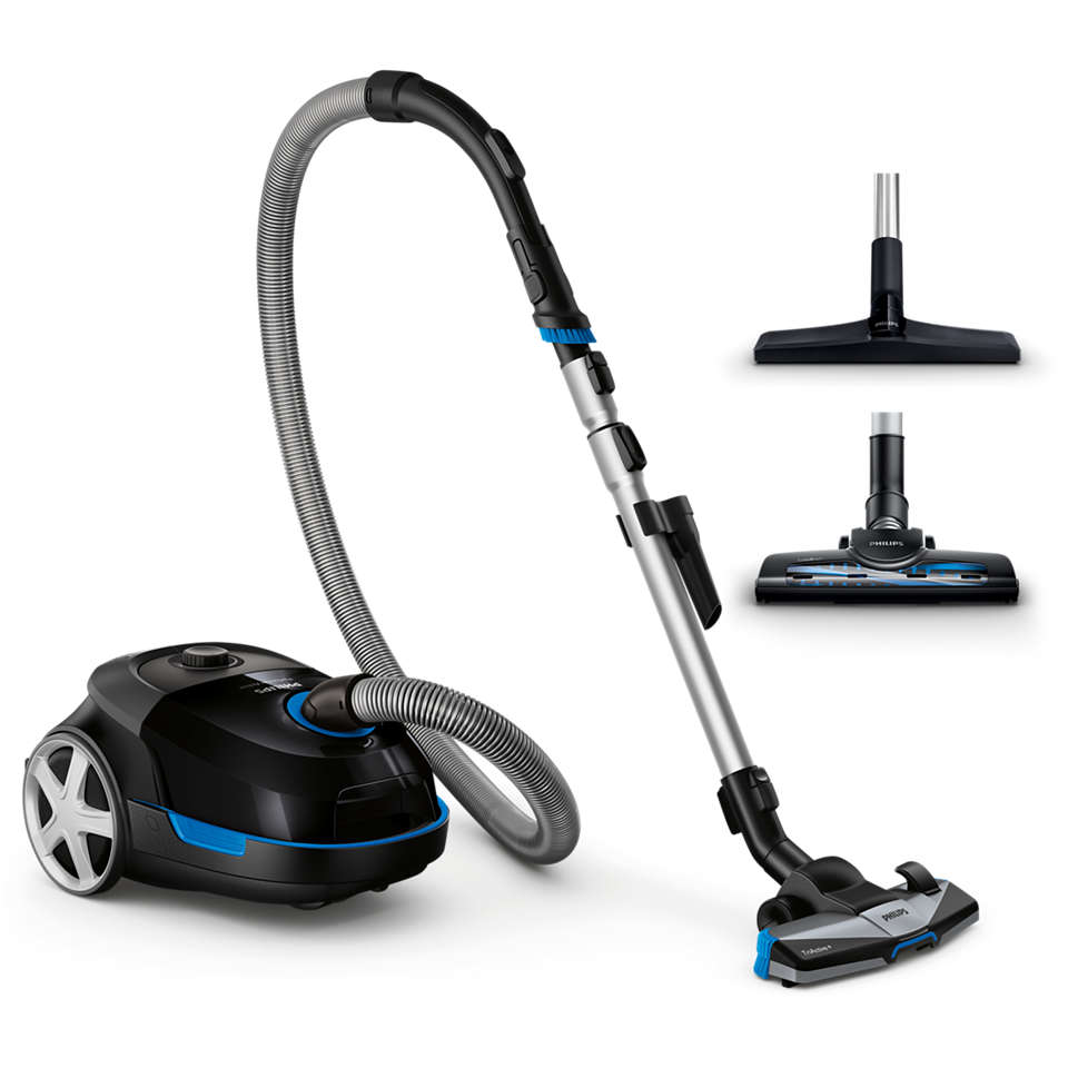 Most powerful bagged vacuum cleaner by Philips.