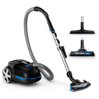AirflowMax technology Vacuum cleaner with bag