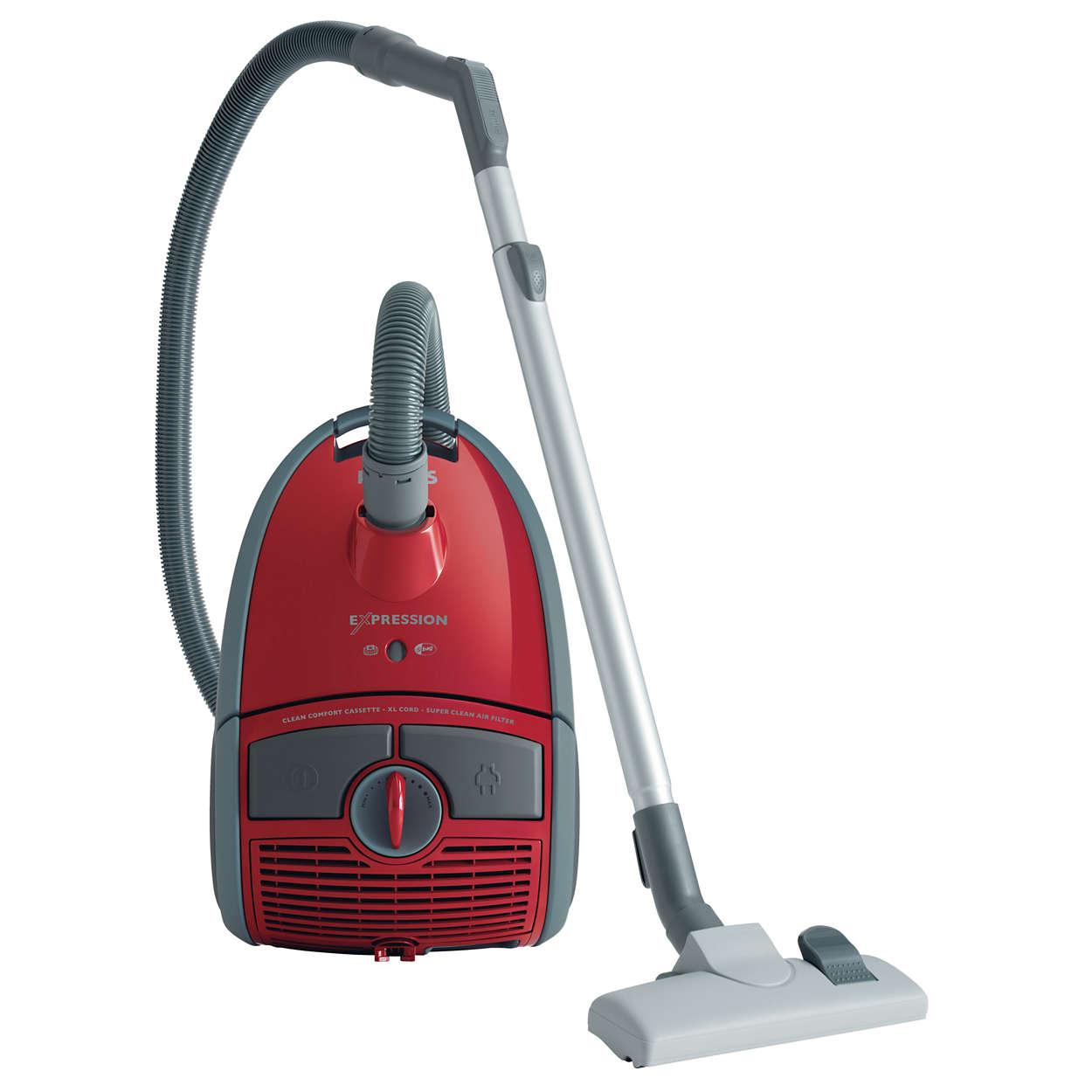 A limpeza mais potente ao seu alcance