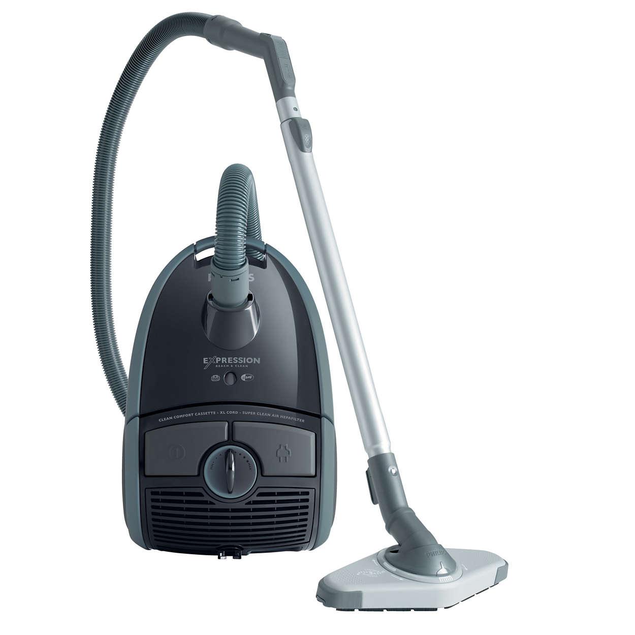 Najskuteczniejsza moc czyszczenia w tej cenie