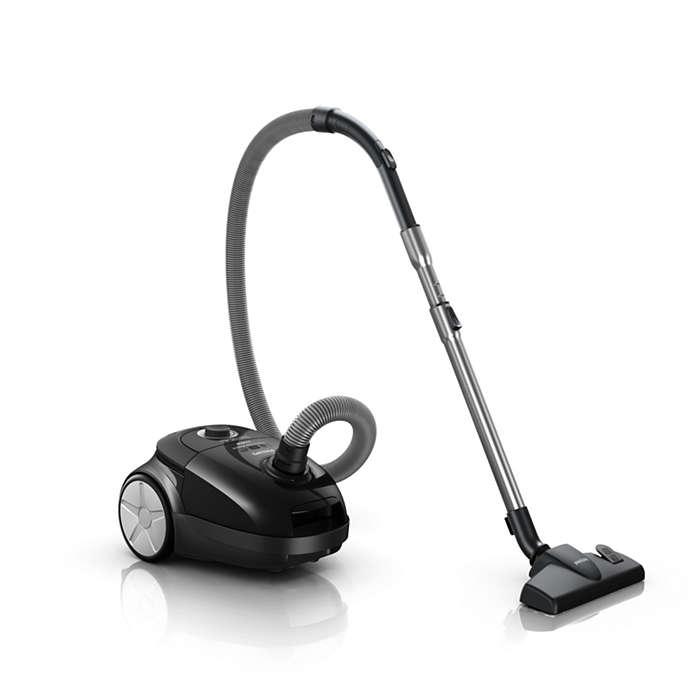 Maksimalna snaga usisavanja za bolje rezultate čišćenja*