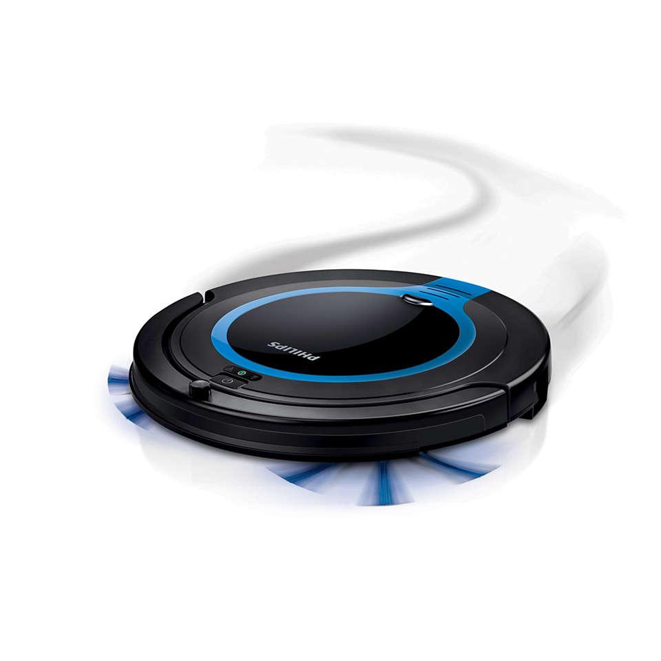 SmartPro Compact Robotstofzuiger