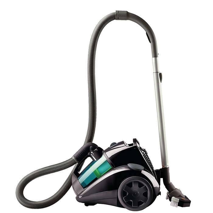 how to take stuff out of a vaccum cleaner