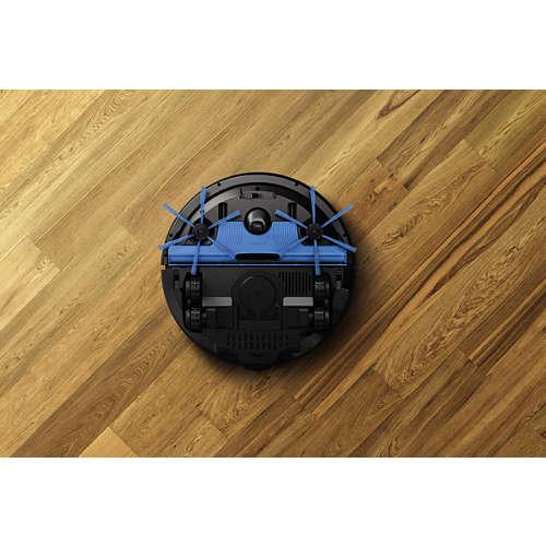 SmartPro Compact Robotický vysavač