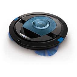 SmartPro Compact Dulkių siurbliai-robotai