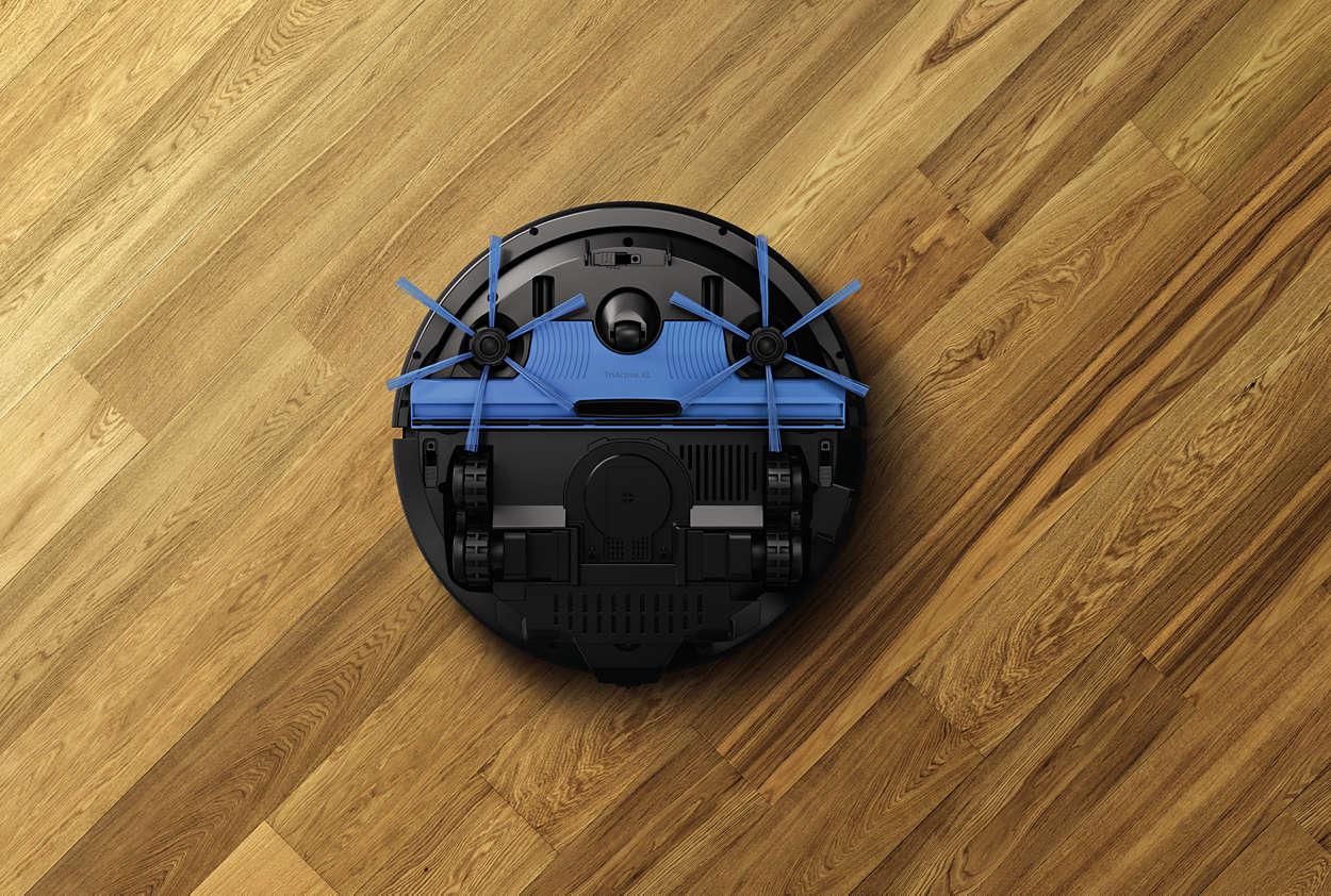 smartpro compact odkurzacz automatyczny robot fc8774 01