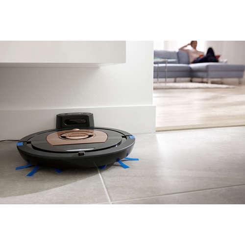 SmartPro Compact Robottipölynimuri