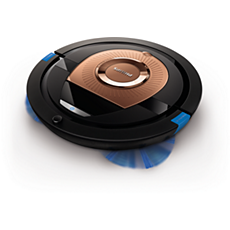 FC8776/01 SmartPro Compact Aspirateur-robot