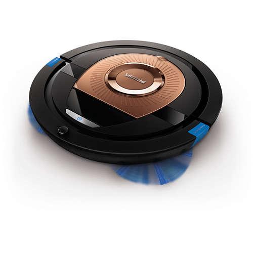 SmartPro Compact Robot vacuum cleaner