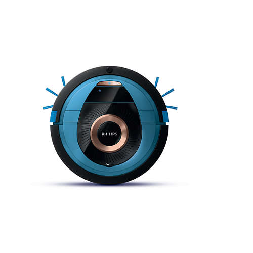 SmartPro Compact Robot aspirador