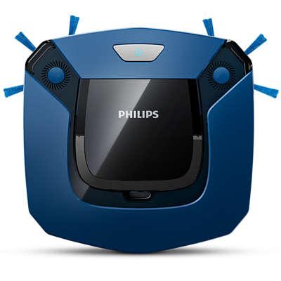 Smartpro Easy Robot Vacuum Cleaner Fc879201 Philips