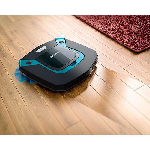 SmartPro Easy Aspirator robot