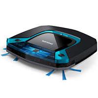 Saugroboter im superschlanken Design
