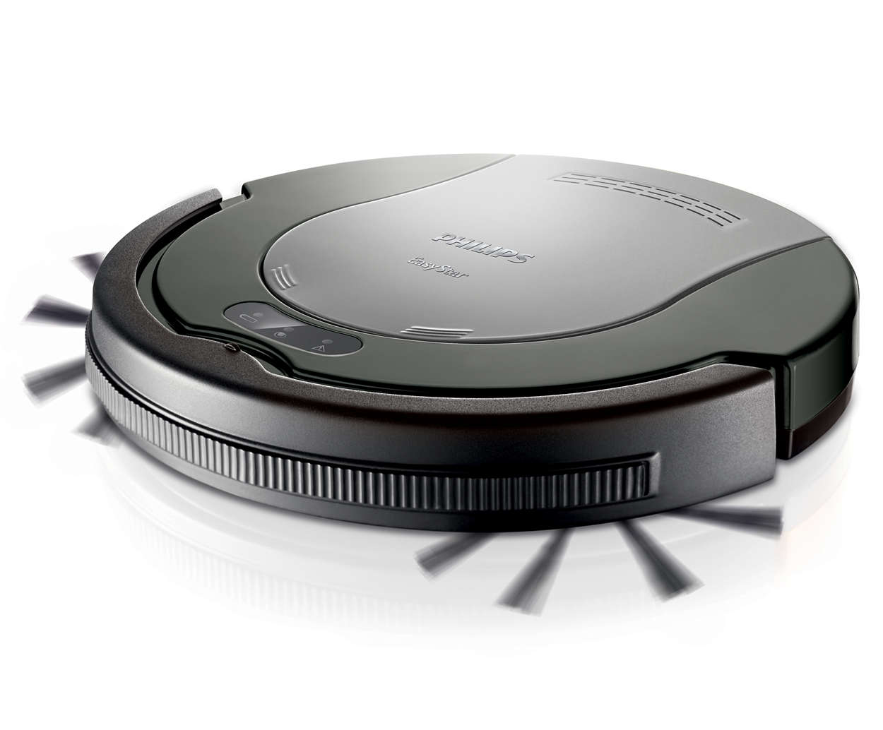 Den slankeste robotstøvsuger
