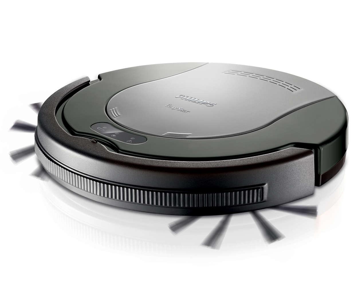 Flachster Roboter-Staubsauger
