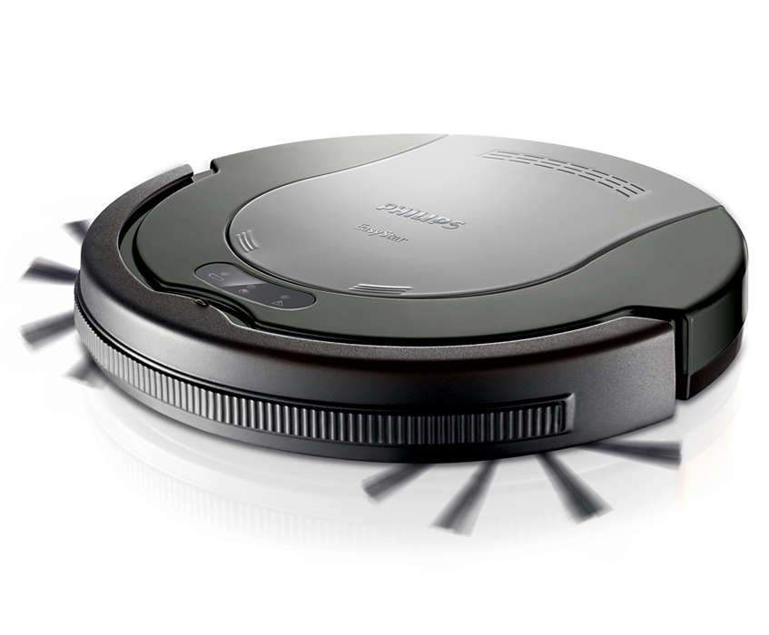 Cel mai subţire aspirator robot