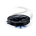 Philips SmartPro Active Robot vacuum cleaner FC8810/01 3-step cleaning system 90 min runtime Click-on mopping
