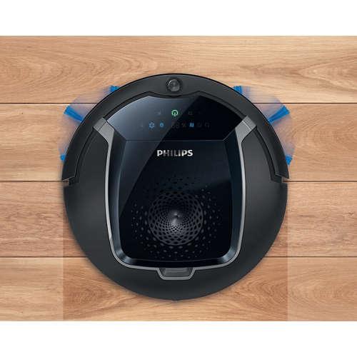 SmartPro Active Robotický vysavač