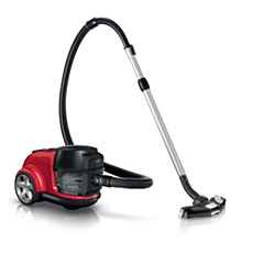 FC8950/01 AquaAction Bagless water filtration vacuum cleaner