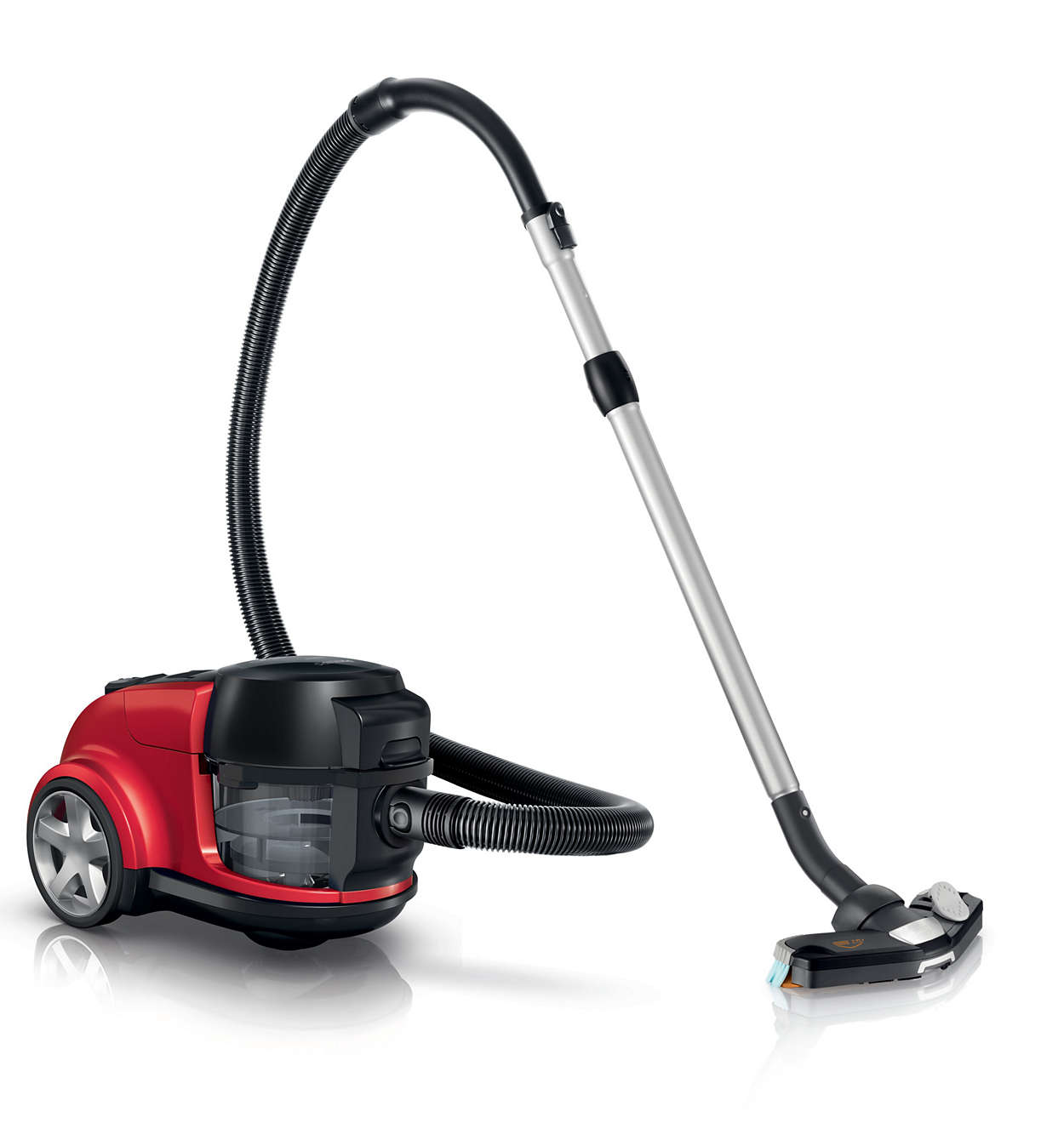 3x clean with the power of water - Vacuum Cleaners With Water