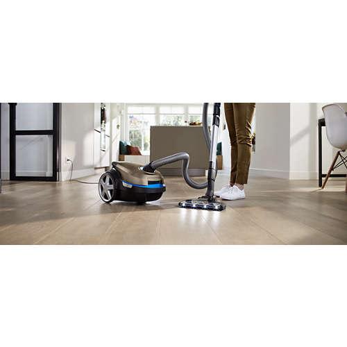 Performer Ultimate Stofzuiger met zak