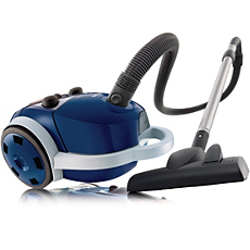 FC9070/01 Jewel Vacuum cleaner with bag