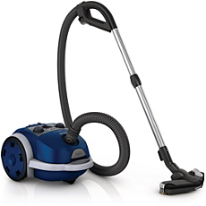 FC9076/01 Jewel Vacuum cleaner with bag