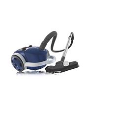 FC9076/02 Jewel Vacuum cleaner with bag