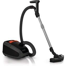 Studio Vacuum cleaner with bag