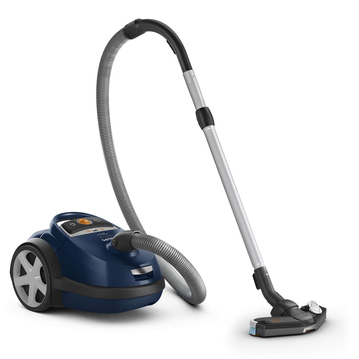 Aucun autre aspirateur n'offre un nettoyage aussi hygiénique