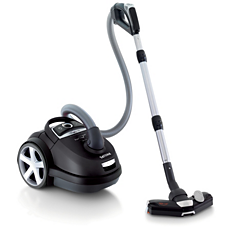 FC9166/01 Performer Vacuum cleaner with bag