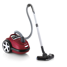 FC9172/01 Performer Vacuum cleaner with bag