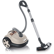 FC9179/01 Performer Vacuum cleaner with bag