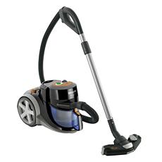 FC9204/01 -   Marathon Vacuum Cleaner tanpa kantung