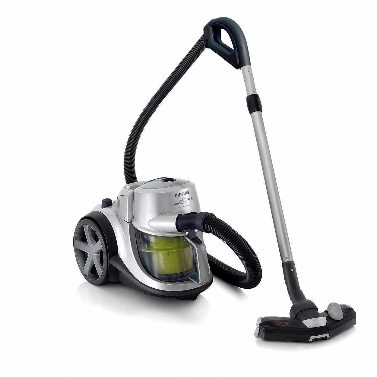 Marathon aspirateur sans sac fc9222 01 philips - Aspirateur de table philips ...