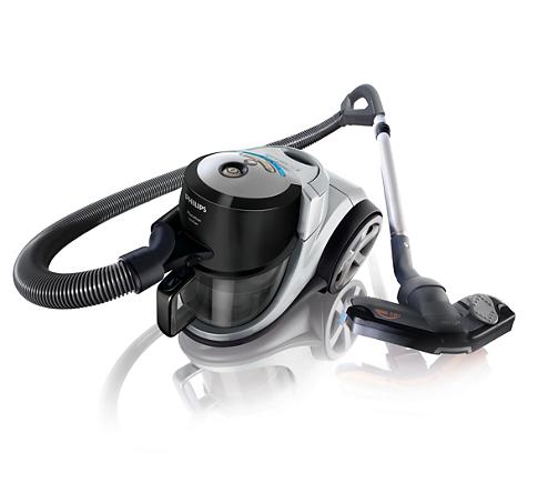 Marathon Bagless Vacuum Cleaner FC9225 01