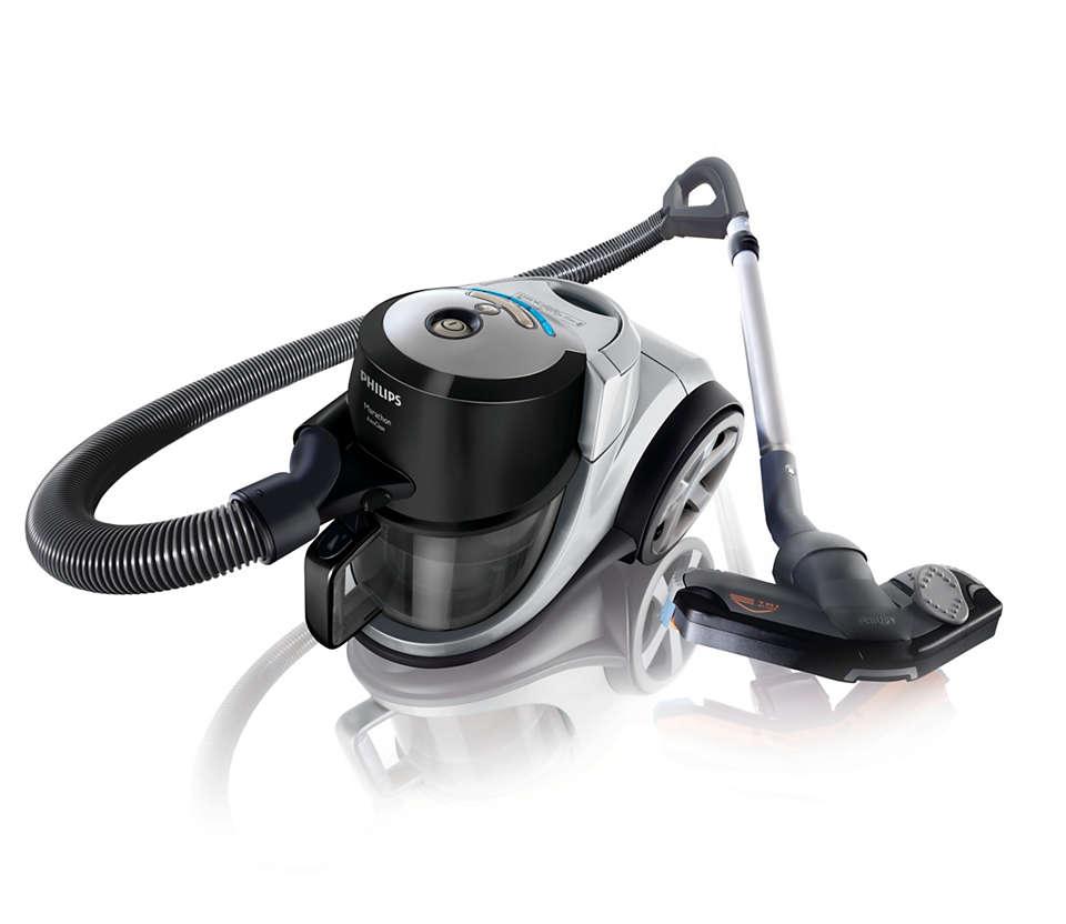 Marathon Poseløs støvsuger FC923201   Philips
