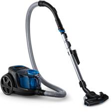Bagless vacuum cleaner