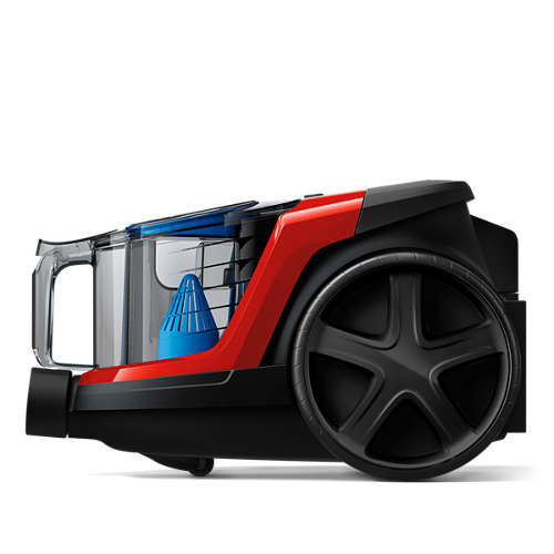PowerPro Compact Bezsáčkový vysavač