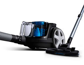 PowerPro Compact Beutelloser Staubsauger