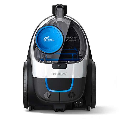 PowerPro Compact Stofzuiger zonder stofzak