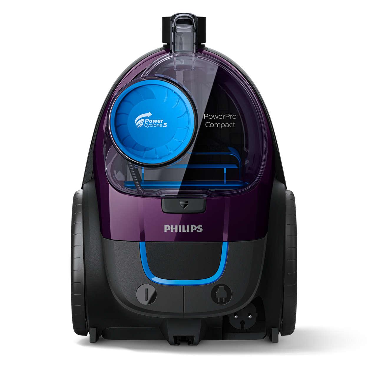 PowerPro Compact Odkurzacz bezworkowy FC933309 | Philips