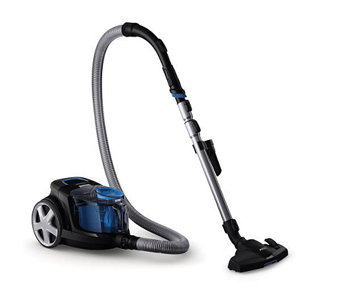 Image result for Philips PowerPro Compact Bagless vacuum cleaner with PowerCyclone 5 Technology(FC9350/01