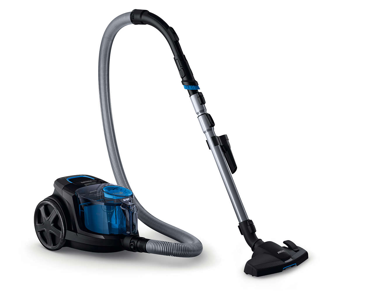PowerPro Compact Bagless vacuum cleaner FC9350/62 | Philips