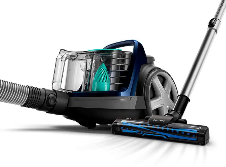 PowerPro Active Poseløs støvsuger FC955609 | Philips